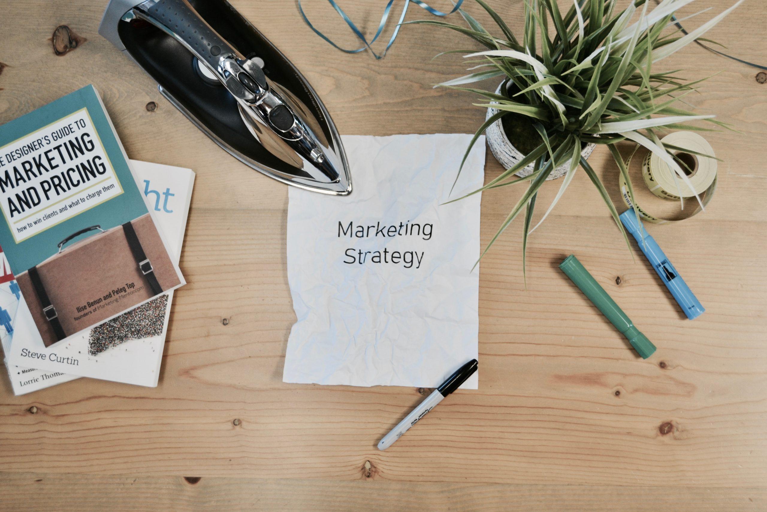 Teljeskörű Marketingstratégia